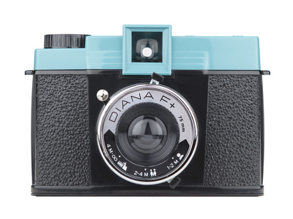 LOMOGRAPHY DIANA F+   WITHOUT FLASH