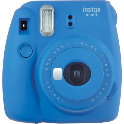 FUJI INSTAX MINI 9  Cobal Blue
