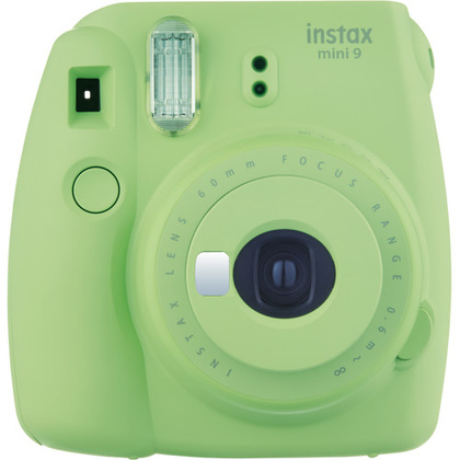 FUJI INSTAX MINI 9  Lime