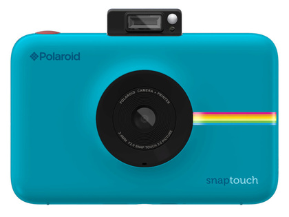 POLAROID SNAP TOUCH CAMERA Blå