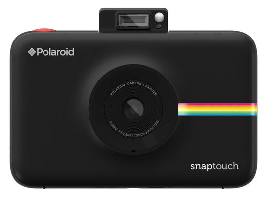 POLAROID SNAP TOUCH CAMERA Svart