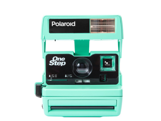 IMPOSSIBLE POLAROID 600 MINT LIMITED EDITION SLUTSÅLD!