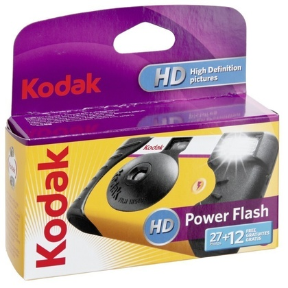 Kodak HD Power Flash 27+12