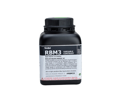 Rollei Black Magic photo emulsion variable grade 300ml