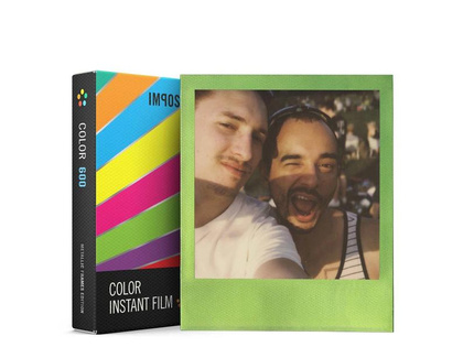 IMPOSSIBLE COLOR FILM FOR 600 METALLIC LIMITED EDITION