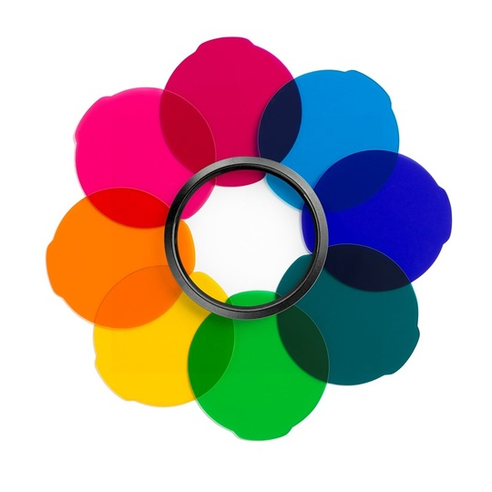 MANFROTTO Filter Multicolour LUMIE Art Muse