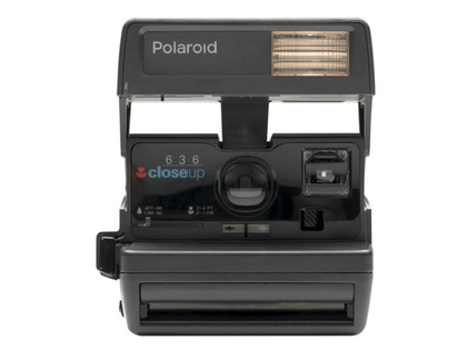 Hyr POLAROID 600 CAMERA 80S SQUARE - Rental