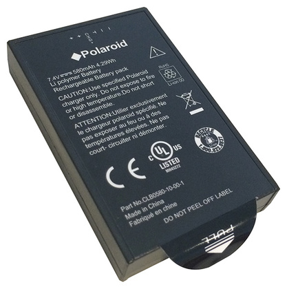 POLAROID BATTERY FOR Z-CAM AND Z2300