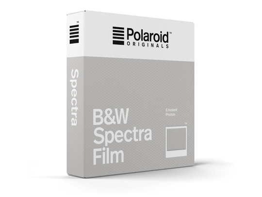 POLAROID ORIGINALS B&W FILM FOR SPECTRA - 2 PACK