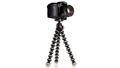 Joby Gorillapod SLR-Zoom Set with Ball Head black / grey
