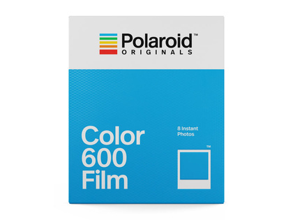 Color Film for 600, White Frame 10 pack
