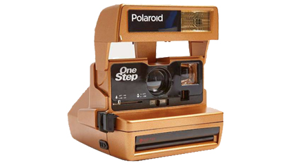 POLAROID ORIGINALS 600 CAMERA COPPER LIMITED EDITION SLUTSÅLD!