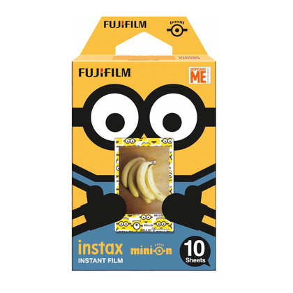 Fujifilm instax mini Film Minion DMF