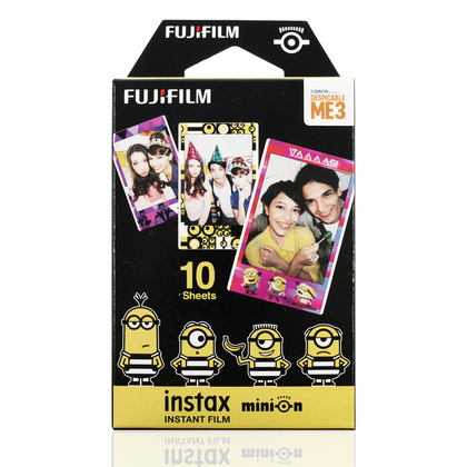 Fujifilm instax mini Film Minion DM3