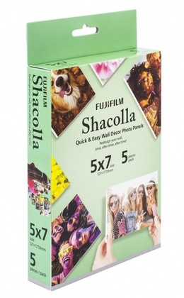 1x5 Fujifilm SHACOLLA BOX 12,7x17,8