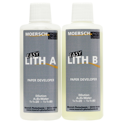 MOERSCH EASYLITH 200ml for 3 to 6 liter Working Solution