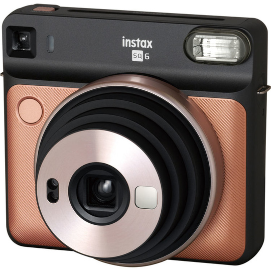 Instax Square SQ6 Blush Gold