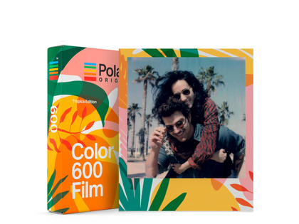 POLAROID ORIGINALS COLOR FILM 600 TROPICS LIMITED EDITION - SLUTSÅLD!