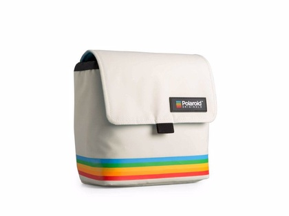 POLAROID ORIGINALS BOX CAMERA BAG WHITE