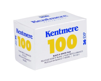 KENTMERE FILM 100 135-36