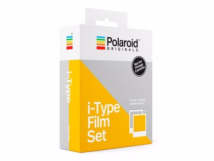 Polaroid Originals COLOR/B&W FILM FOR I-TYPE 2-PACK
