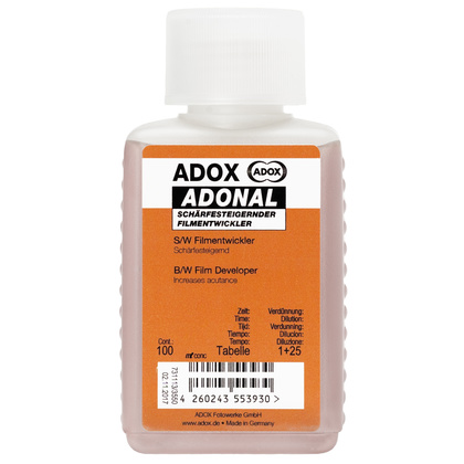 ADOX ADONAL 100 ml Concentrate
