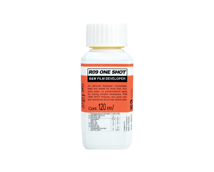 Filmframkallare R09 ONE SHOT 120ml