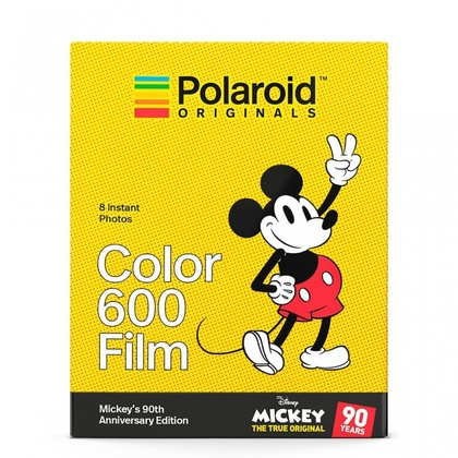 Polaroid Originals 600 Color Disney Mickey Mouse Edition