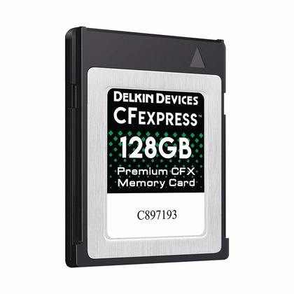 Delkin CFEXPRESS 1.0 128GB