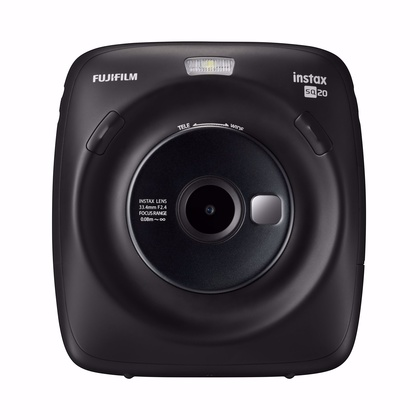 INSTAX SQUARE SQ-20 BLACK