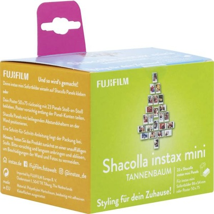Fujifilm SHACOLLA Heart 22 pict. for Instax Mini