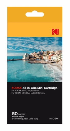 Kodak Cartridge 2,1x3,4 20 pack