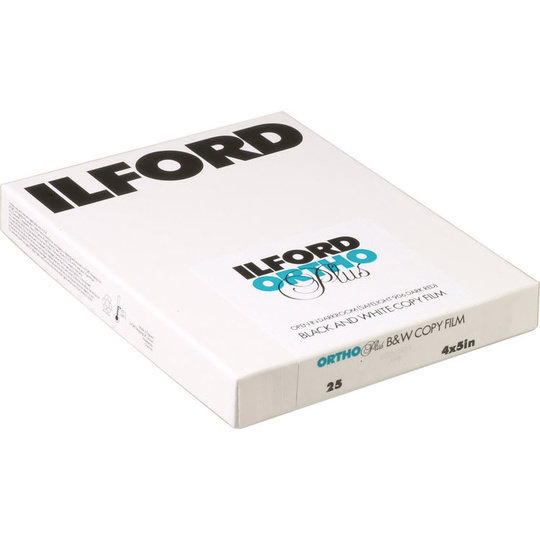Ilford Photo Ilford Film Ortho Plus 4x5