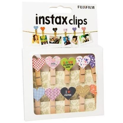 INSTAX DESIGN CLIPS Heart