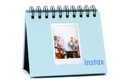 INSTAX MINI TWIN FLIP ALBUM ICE BLUE