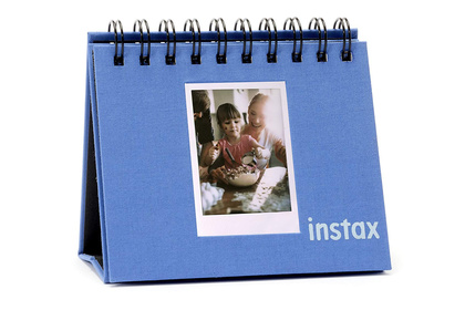 INSTAX MINI TWIN FLIP ALBUM COBALT BLUE