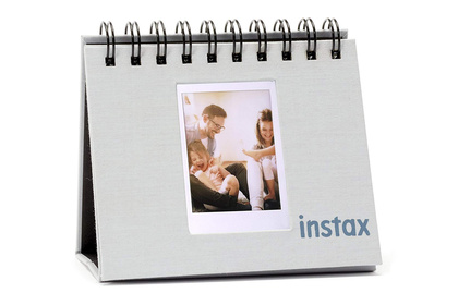 INSTAX MINI TWIN FLIP ALBUM SMOKEY WHITE