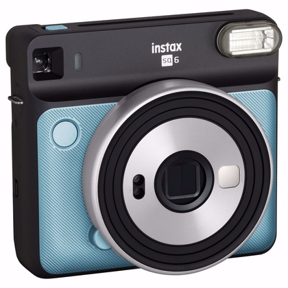 INSTAX SQUARE SQ-6 AQUA BLUE