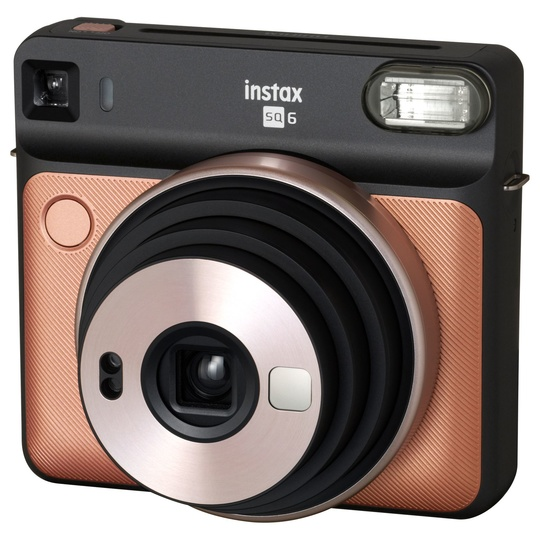INSTAX SQUARE SQ-6 BLUSH GOLD