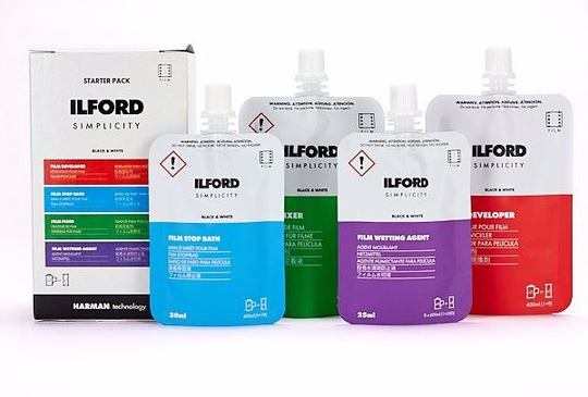 Ilford Photo ILFORD SIMPLICITY FILM KIT