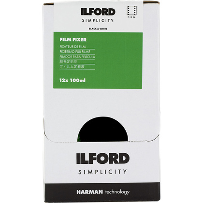 Ilford Photo ILFORD SIMPLICITY FILM MULTI FIX X 12 SACHETS