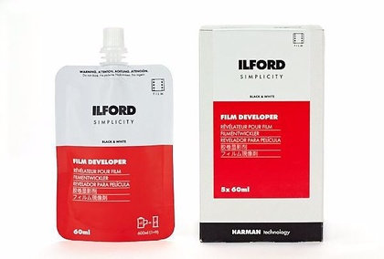 Ilford Photo ILFORD SIMPLICITY FILM MULTI DEVELOPER X 5 SACHETS
