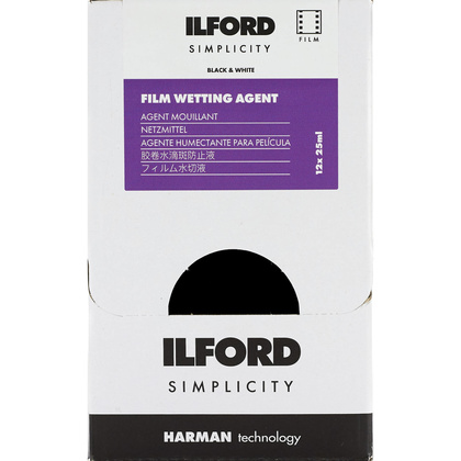 Ilford Photo Ilford Simplicity Film Dealer Wet x 12 sachets