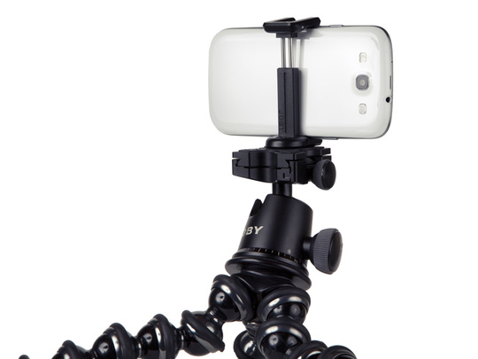 Stativfäste iPhone JOBY GORILLAPOD GRIPTIGHT MOUNT 54-72mm