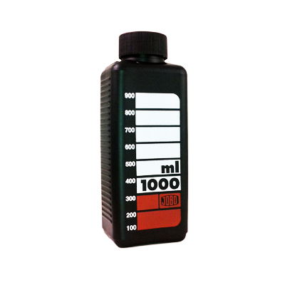 Kemiförvaring - JOBO Wide Neck Bottle 1000ml Black