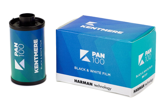 KENTMERE FILM 100 135-24