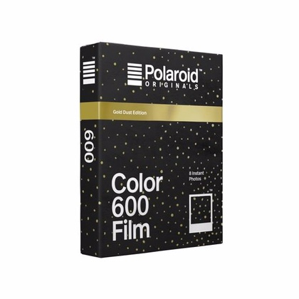 Polaroid Originals COLOR FILM 600 GOLD DUST ED.