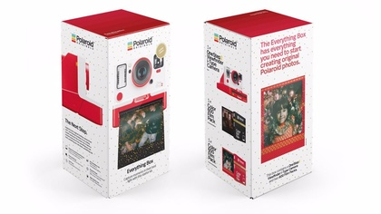 Polaroid Originals EVERYTHING BOX ONESTEP 2 VF RED