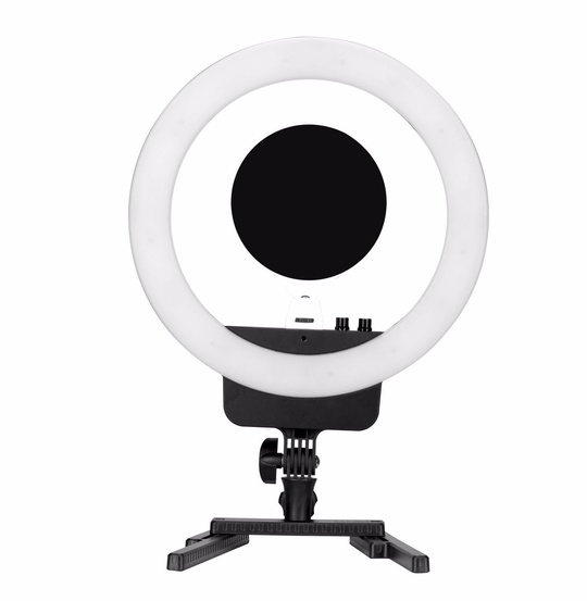 NanLite Halo LED-ringbelysning - Halo16 LED Ring Light