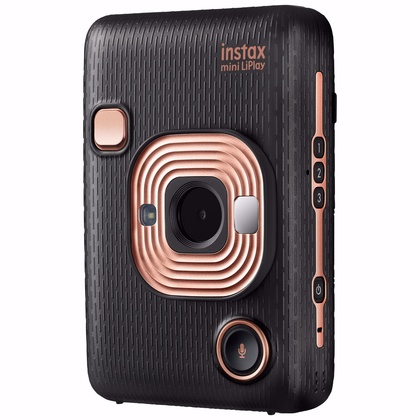 INSTAX MINI LiPlay ELEGANT BLACK
